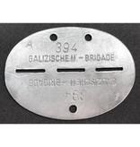 Galizische SS Brigade identiteitsplaatje