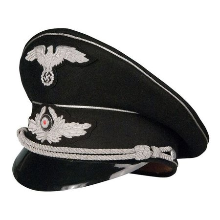Diplomatic Officers Visor Cap