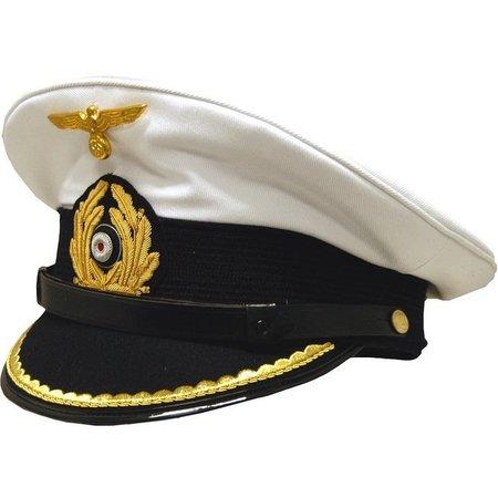 Kriegsmarine U-boat leutenant cap