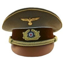 Adolf Hitler cap brown