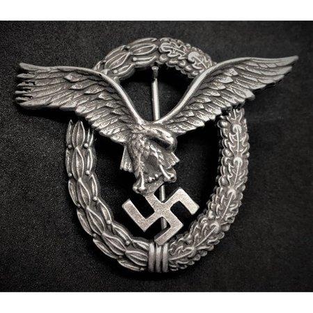 Luftwaffe piloot badge
