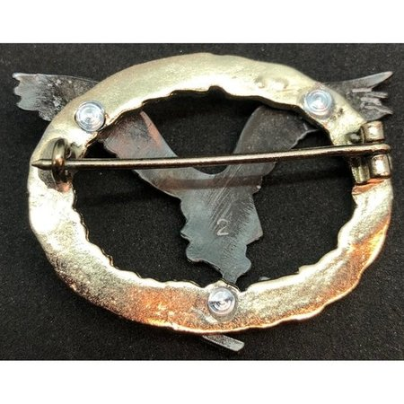 Luftwaffe pilot badge oval