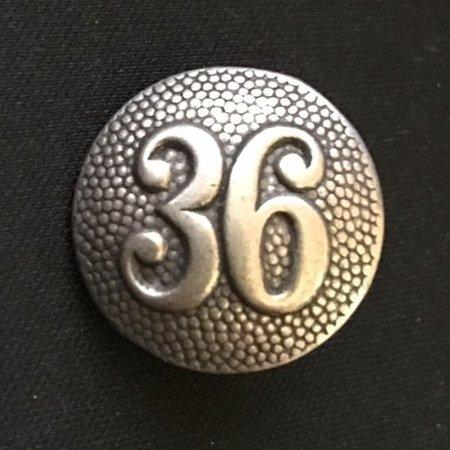 Regimentsknoop 36