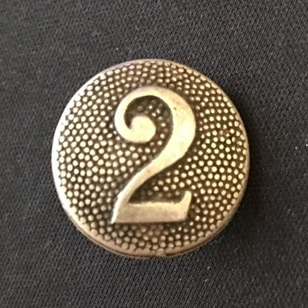 Regimental Button 2