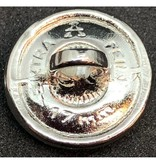 Regimentsknoop zilver