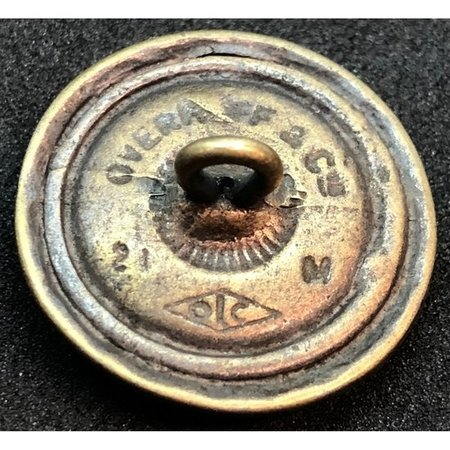 Regimental Button wehrmacht type 2