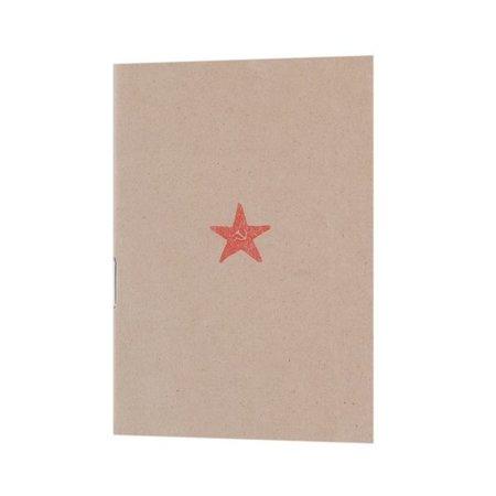 Rode leger dienstboekje