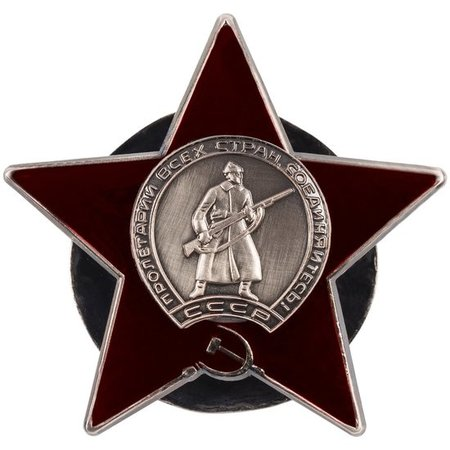 Rode ster badge