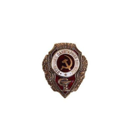 Sovjet dokter badge
