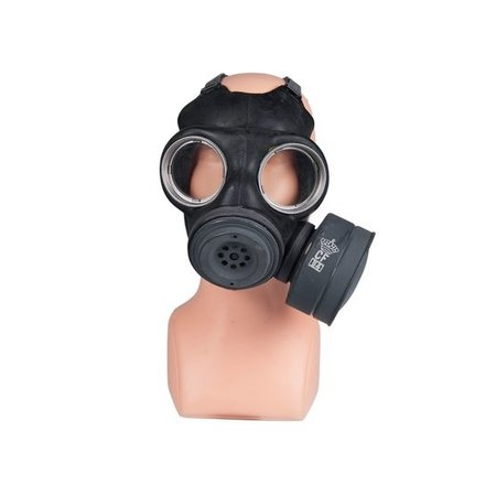 ORIGINAL British gas mask with bag