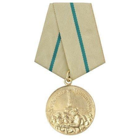 Leningrad medaille