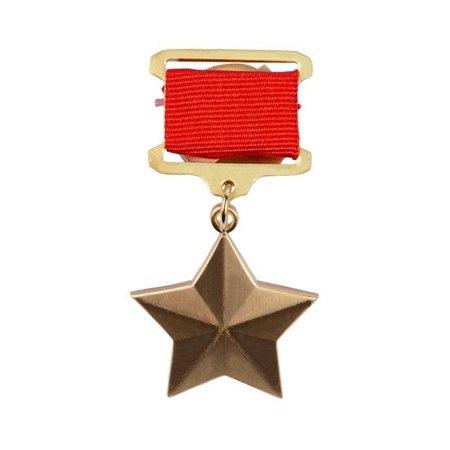 Soviet hero medal
