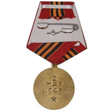 Berlijn medaille