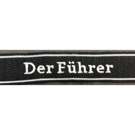 Der Führer cuff title