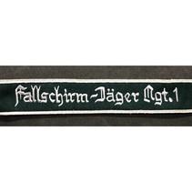 Fallschirm-Jäger Rgt. 1 cuff title