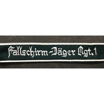 Fallschirm-Jäger Rgt. 1 mouwband