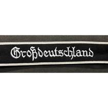 Großdeutschland cuff title type 2