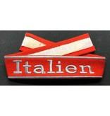 Italien cuff title