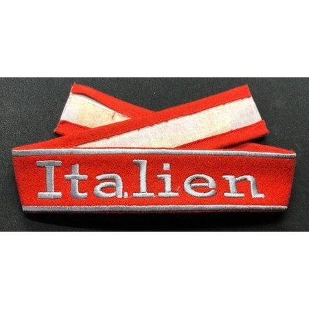 Italien mouwband