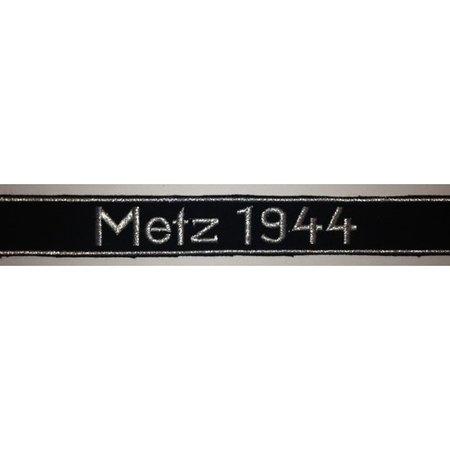 Metz 1944 cuff title