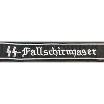 SS-Fallschirmjäger cuff title