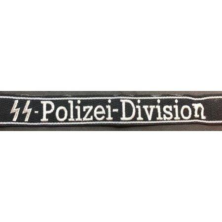SS-Polizei-Division cuff title