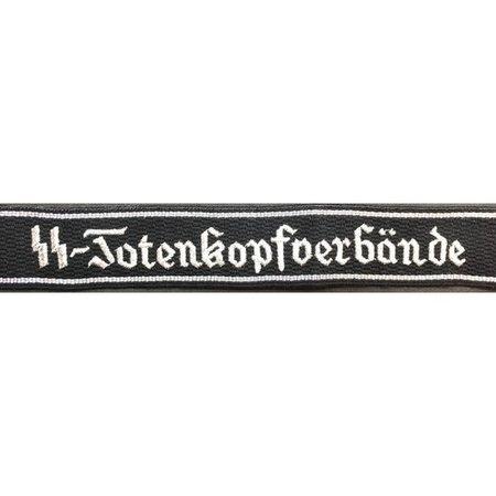 SS-Totenkopfverbände cuff title