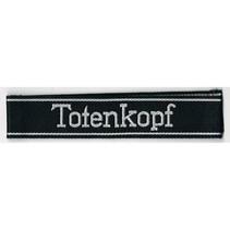 Totenkopf cuff title