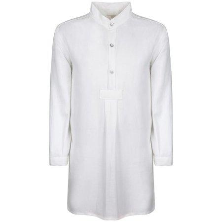 Duits wit shirt