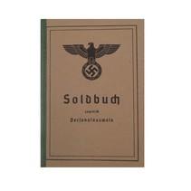 Wehrmacht paybook