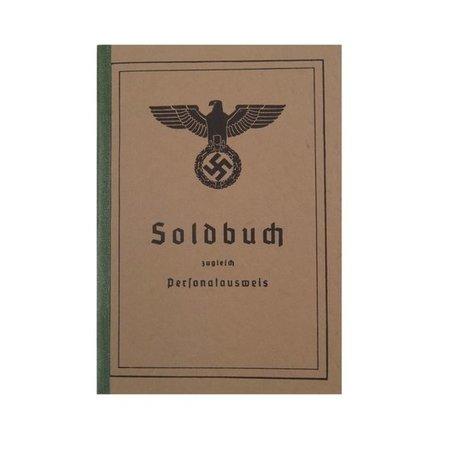 Wehrmacht dienstboek