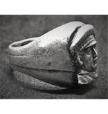 Adolf Hitler hoofd ring