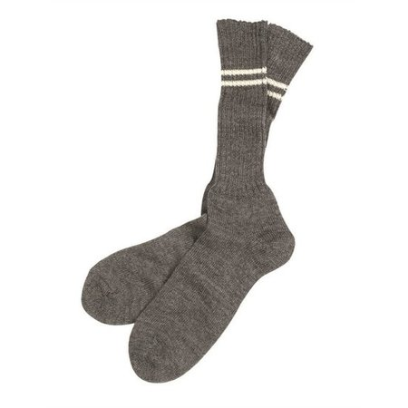 Duitse grijze sokken