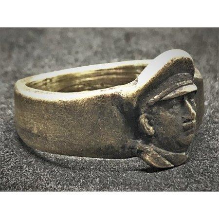 Adolf Hitler hoofd ring type 2