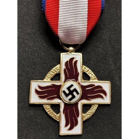 Nazi brandweer medaille 1ᵉ Klasse