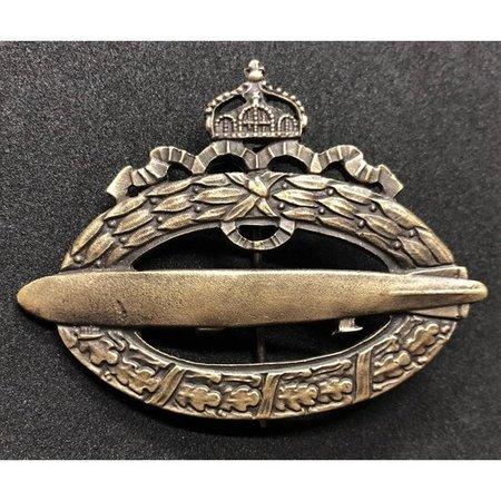 Zeppelin crew badge