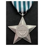 Italiaanse kolonie soldaat medaille