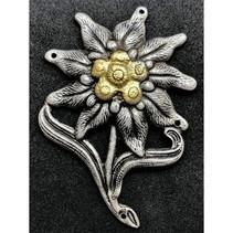 Edelweiss cap badge
