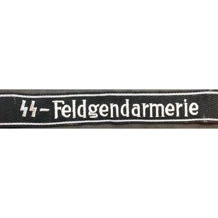 SS-Feldgendarmerie mouwband