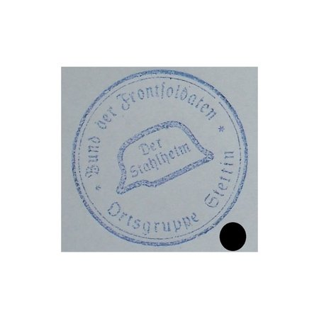 Round stamp (choose shape)