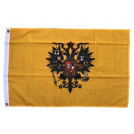 Keizerrijk Rusland Tsar vlag