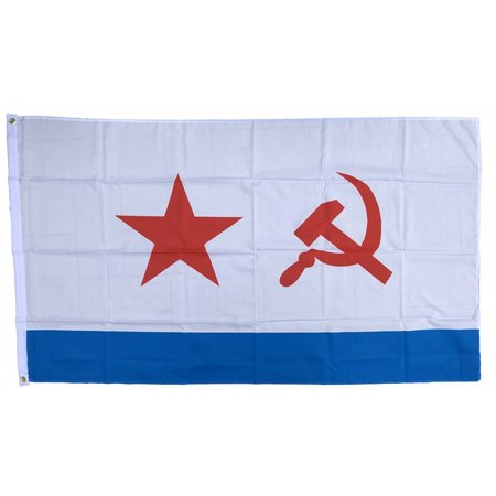 Sovjet-Unie marine vlag