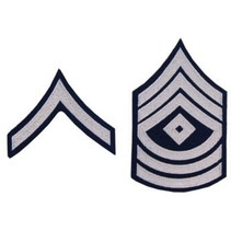Choose U.S. Army rank insignia