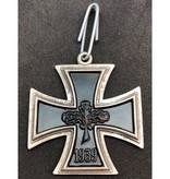 Ritterkreuz ijzeren kruis zonder swastika