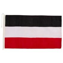 German WW1 flag cotton