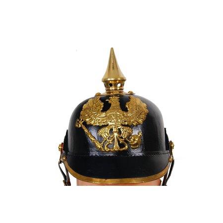 Pickelhaube - Prussian spikehelmet