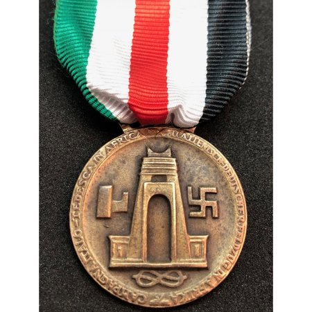 North Afrika campaign medal