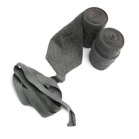 Stone grey German puttees(wickelgamaschen)