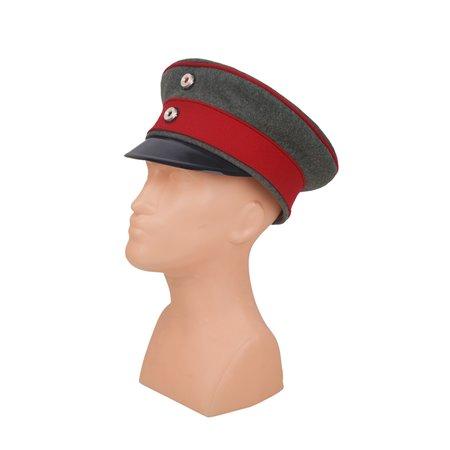 WO1 Duitse officier pet