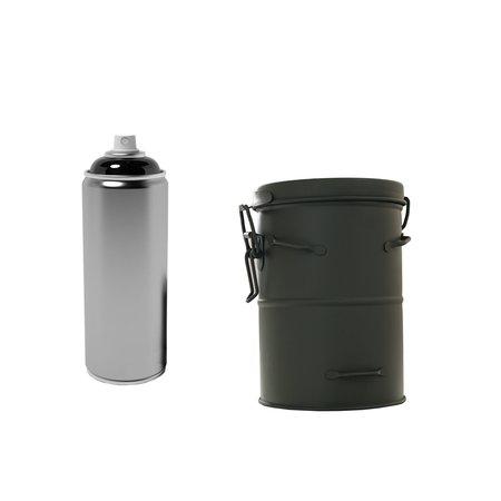 WW1 fieldgrey spray paint